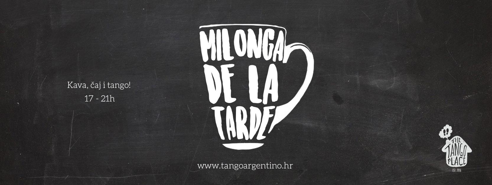 U petak (10.02.) nova Milonga de la Tarde – taman poslije posla :)