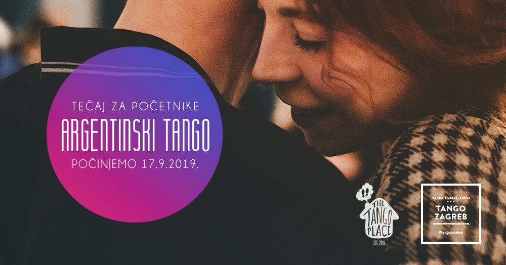Tango tečaj za apsolutne početnike!