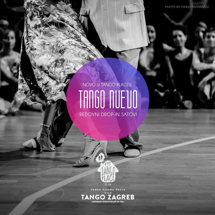 Tango Nuevo drop-in satovi